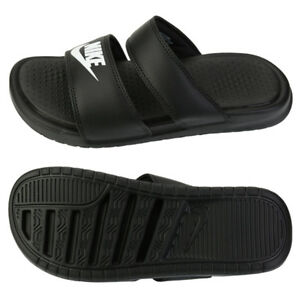 new product baff9 b063a Image is loading Nike-Women-039-s-Benassi-Duo-Ultra-Slides-