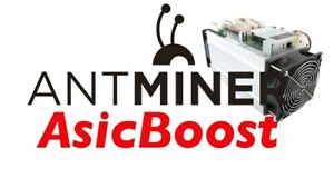 AsicBoost Antminer S9 S9i S9j up 50/% profit Custom firmware remote installation