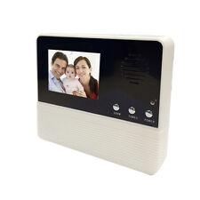 """SICHERER 2.8 """"LCD-Schirm Digital-Augenblick-Kamera-Türsprechanlage-Lautsprecher"""