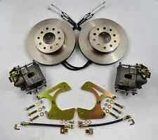 1955-70 CHEVY BEL AIR IMPALA BISCAYNE REAR DISC BRAKE CONVERSION KIT OEM REAREND