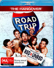 ROAD TRIP (Unrated Version)  -  Blu Ray - Sealed Region B for UK
