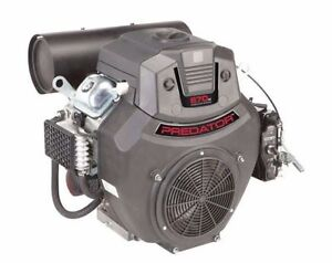 predator 22 hp 670cc v twin horizontal shaft gas engine. Black Bedroom Furniture Sets. Home Design Ideas