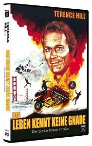 # DVD DAS LEBEN KENNT KEINE GNADE - DIE GROSSE BLAUE STRASSE - TERENCE HILL *NEU