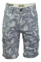 Mens Hawaiian Cargo Shorts by Tokyo Laundry 'Aralia'