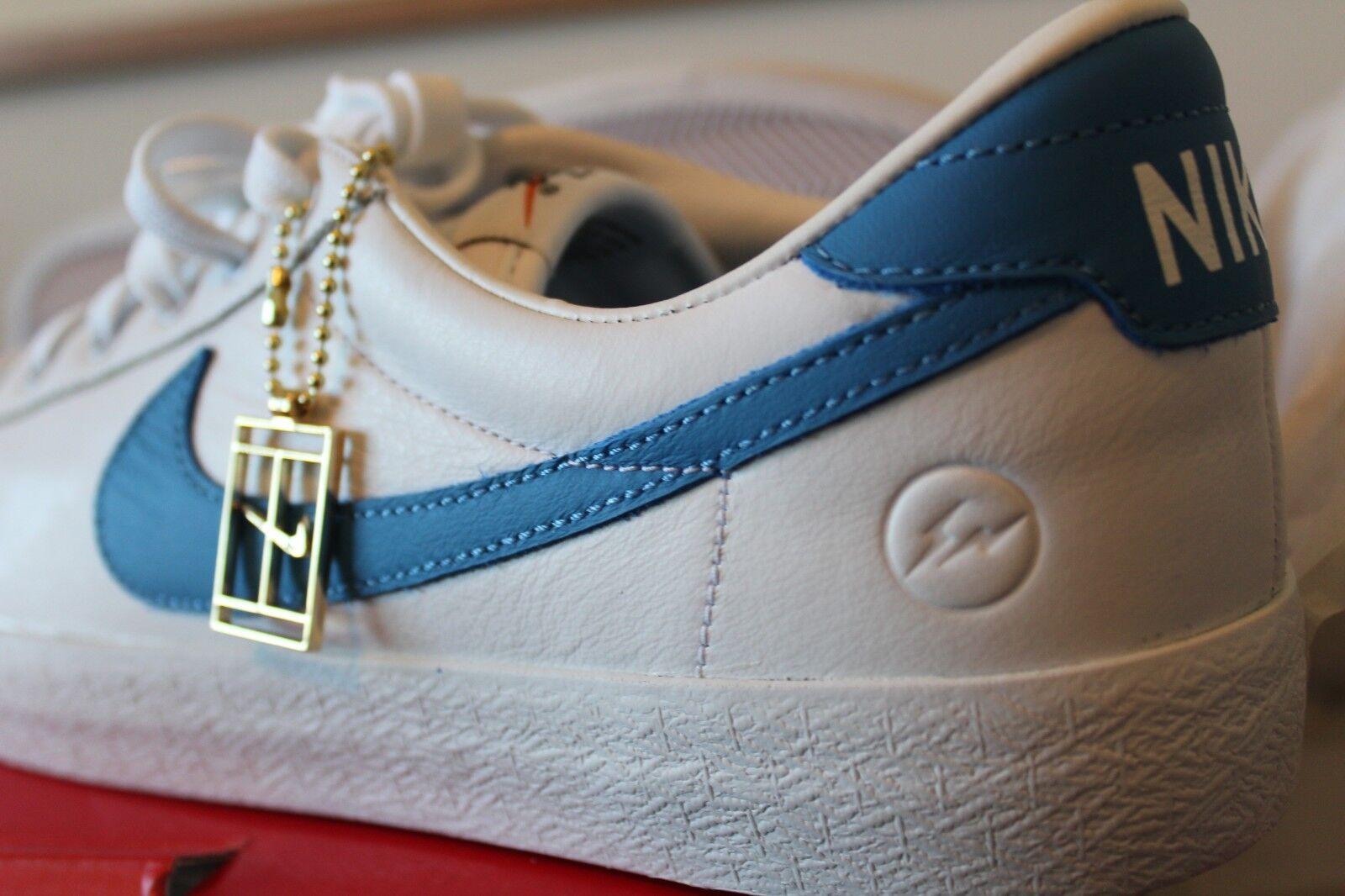 Nike Air Lauderdale Fragment - Size 11 - White bluee - 100% Original w Box