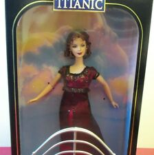 Barbie Titanic Rose Barbie Mattel NRFB, New, Mint