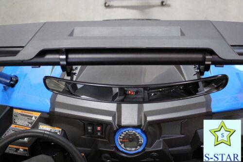 """Kawasaki UTV 17/'/' Wide Rear View Race Mirror Convex Mirror Fit 1.75/"""" OD Bar"""