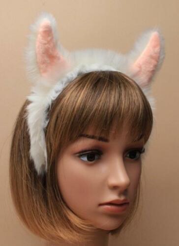 Headband Band Alice Hair Alpaca Lamb Panda Wolf Fancy Dress Novelty
