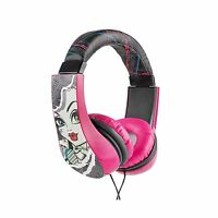 Monster High Kid Safe Over The Ear Headphone W/ Volume Limiter ... Free Shipping