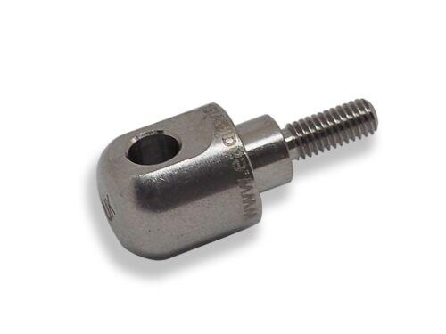 ACCIAIO Inossidabile CNC Bipode Sling perno a vite FX impatto M3 x 7mm