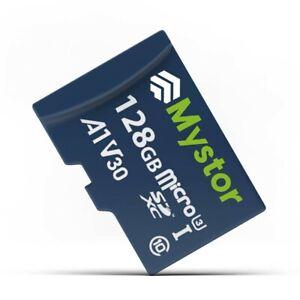 Mystor Micro-SD Memory Card Micro SD Micro SDXC Class 10 UHS-1 U3 4K High Speed