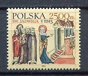 36014) Poland 1993 MNH St.Hedwig 1v