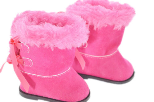 My Brittany/'s Pink Hugg Boots for American Girl Dolls