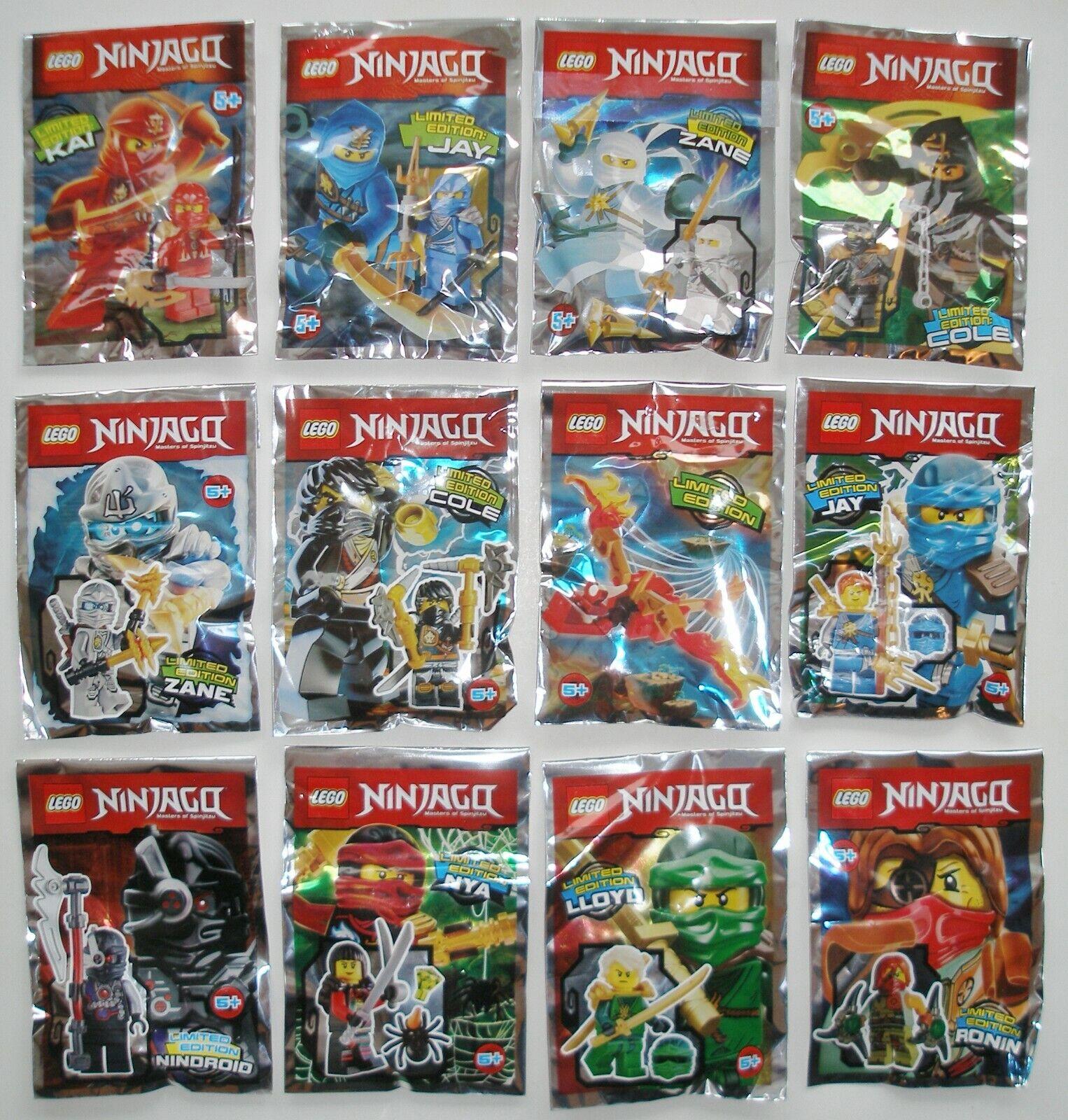 LEGO Ninjago Magazine Issue 62 Minifigure Ninja Cole With Cyber Hammer  günstig kaufen