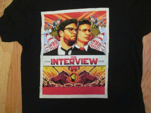 The Interview  T Shirt Size L
