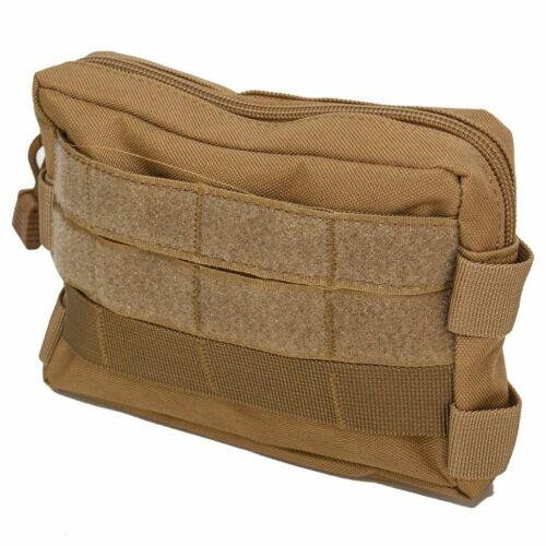 Tactical Molle Pouch EDC Multi-purpose Belt Waist Pack Bag Utility Phone Pocket