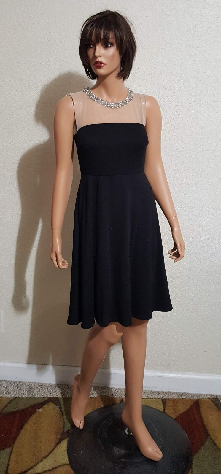 BAILEY 44 EVENING FORMAL HOLIDAY DRESS  SMALL