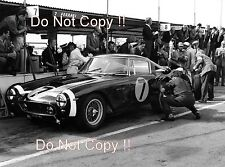 Stirling Moss Ferrari 250 SWB Winner Goodwood TT 1961 Photograph