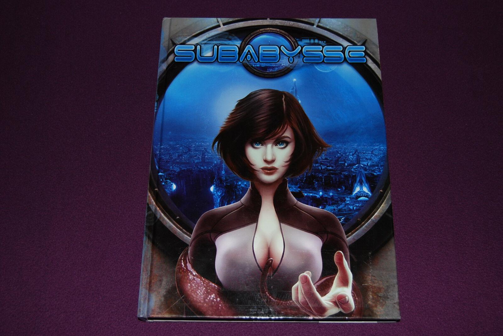 SUBABYSSE JDR Jeu de Role - Livre de Base 8ème Edition Dédicacé par Phéjal