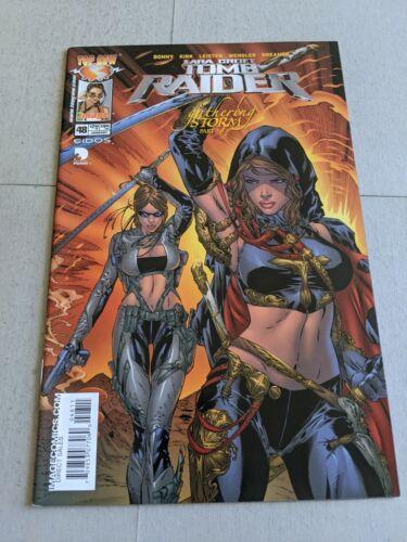 Tomb Raider Epiphany #1 August 2003 Image Comics