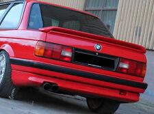 EURO REAR spoiler BMW E30 AC-schnitzer bumper BODY KIT alpina hartge m-technic