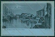Venezia Giudecca Chiaro di Luna cartolina QK2838