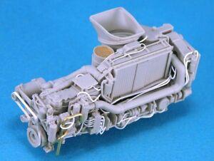 Legend Production, Lf1220, Jeu de moteurs Stryker (pour Trumpeter), échelle 1:35
