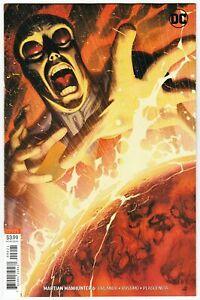 Martian-Manhunter-6-Variant-Cover-DC-Comic-1st-Print-2019-Unread-NM