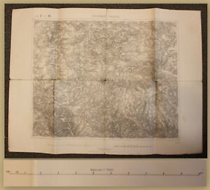 Ricos-montana-y-Friedland-1883-tarjeta-especial-Austria-Hungria-geografia-SF