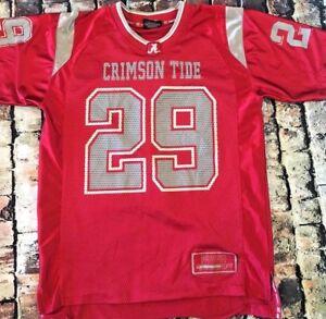 buy online 060e3 ecc2b Details about Colosseum Alabama Crimson Tide Football Jersey #29 Kids Youth  XL