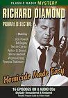 Richard Diamond, Private Detective: Homicide Made Easy by Radio Spirits(NJ) (CD-Audio, 2008)
