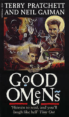 Good Omens - Neil Gaiman, Terry Pratchett - Very Good - 0552137030