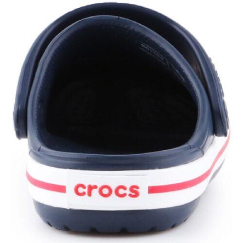 204537-485 Crocband Clog K Art Colore navy red CROCS