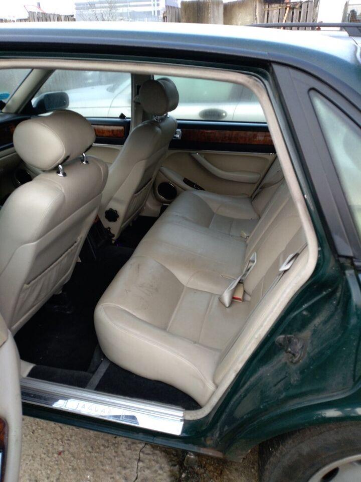 Jaguar XJ6 4,0 Benzin aut. Automatgear modelår 1996 km