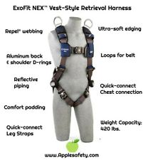 Dbi Sala Exofit Nex Vest Style Safety Fall Protection Read Add Harness
