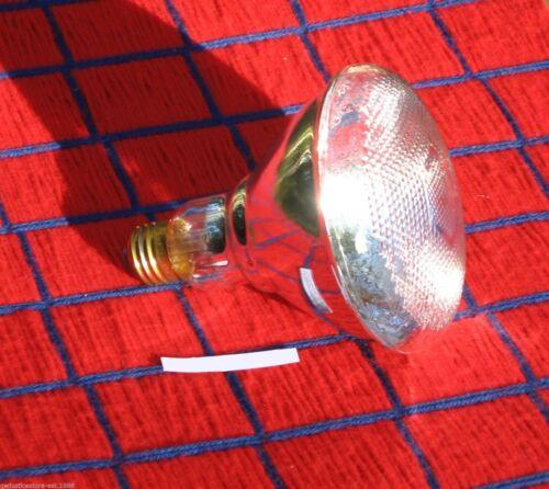 NEW OUTDOOR 150w FLOOD 150 watt PAR38 //o light bulb BR38 PYREX 150BR38//FL ~ 130v