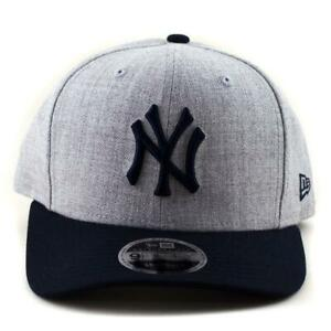 68d6a2d11 New York Yankees New Era MLB NY 9Fifty Slightly Curve Baseball ...