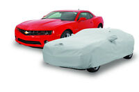 2010-2015 Chevrolet Camaro Coupe Custom Fit Outdoor Grey Noah Car Cover