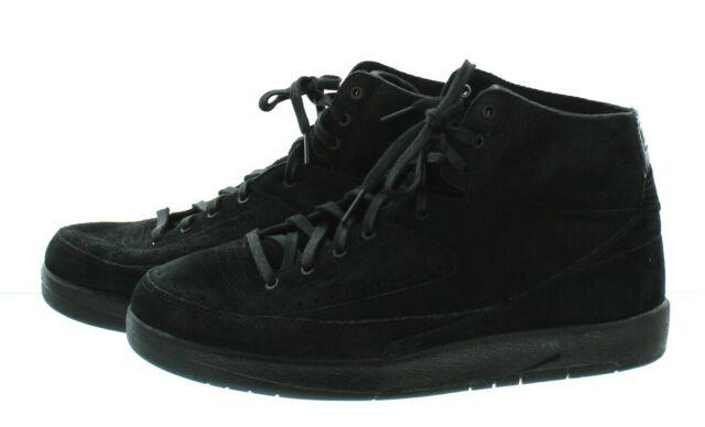 half off a8e37 010da Nike Men's Air Jordan Retro Decon Athletic High Top Shoes Sneakers Black