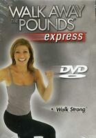 Leslie Sansone Walk Away The Pounds Walk Strong Dvd Walking At Home Exercise