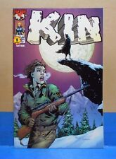 KIN #1 of 6 2000 Image Comics 9.0 VF/NM Uncertified GARY FRANK-s,a