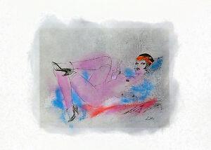 Leone-Frollo-2009-Di-litho-watercolor-039-pizzicando-capezzoli-039-unauthor-copy-COA