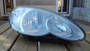 Headlight-assembly-RIGHT-for-RHD-Chrysler-PT-Cruiser-2006-2010