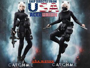 Verycool 1/6 série Cat Girl Assassin Catch Me Vcf-2033a Figure féminine Set Usa