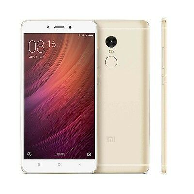 Xiaomi Redmi Note 4 3GB 32GB 4G Dorado Libre