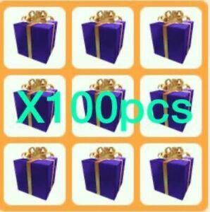 Roblox : Adopt Me Massive Gift 100pcs (Bundled Price - RM45.00)