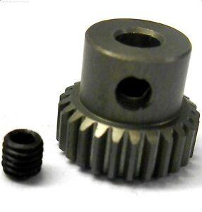 tc1225-1-10-Escala-Rc-Luz-Peso-64-Pitch-engranaje-principal-Cog-25-DIENTES