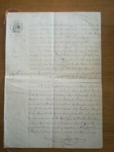 3-fevrier-1869-Vente-Oradour-st-Genest-Riviere-Barbant-Laversanne-4-pages