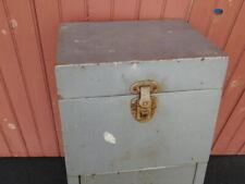 Vintage Industrial Metal Storage Cabinet Mcm Mid Century Modern Shop Garage Tool