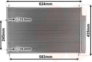 Kondensator-Klimaanlage-fuer-Klimaanlage-VAN-WEZEL-53005405